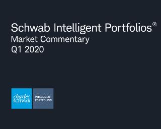 Video: Schwab Intelligent Portfolios Market Commentary Q1 2020